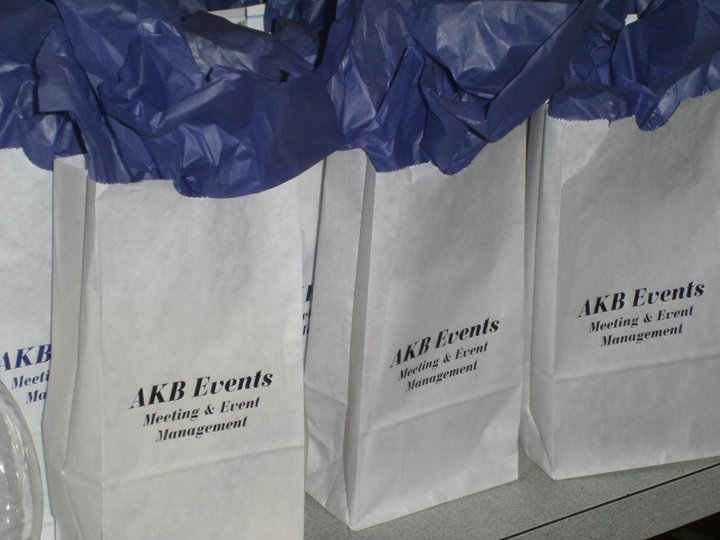 AKB Events Networking Event Goodie Bags