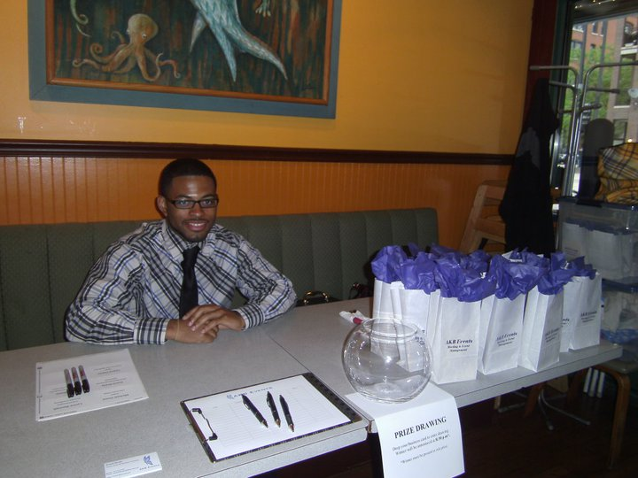 AKB Events Networking Event Guest Sign-In