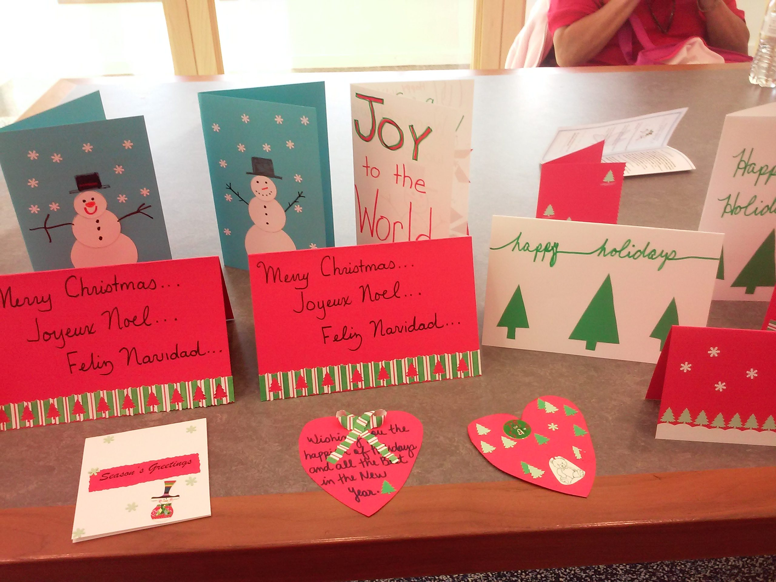 holiday cards 3