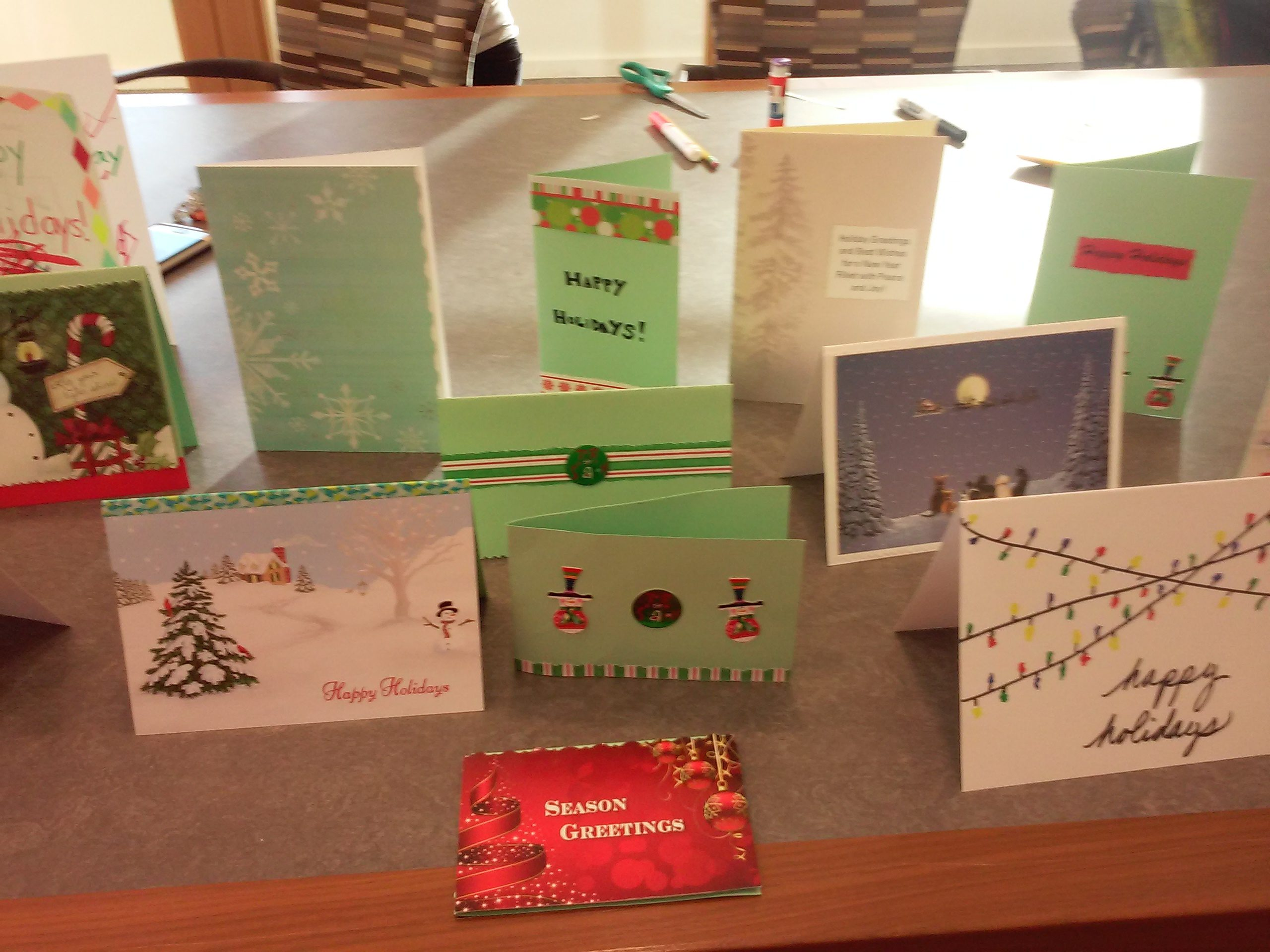 holiday cards 5